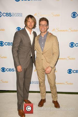 Eric Christian Olsen and Barrett Foa