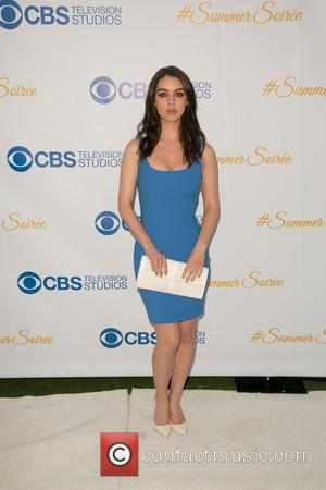 Adelaide Kane - Celebrities attend the 3rd Annual CBS Television Studios Rooftop Summer Soiree at The London Hotel. at The...