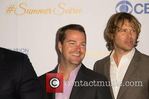 Chris O'Donnell and Eric Christian Olsen