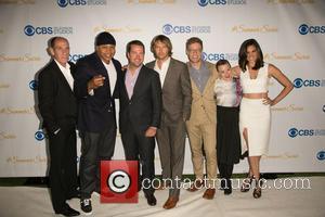 Miguel Ferrer, LL Cool J, Chris O'Donnell, Eric Christian Olsen, Barrett Foa, Renée Felice Smith and Daniela Ruah