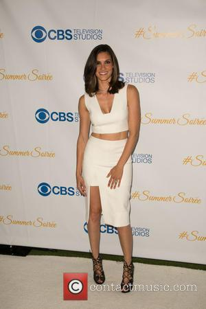 Daniela Ruah - Celebrities attend the 3rd Annual CBS Television Studios Rooftop Summer Soiree at The London Hotel. at The...