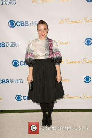 Renée Felice Smith - Celebrities attend the 3rd Annual CBS Television Studios Rooftop Summer Soiree at The London Hotel. at...