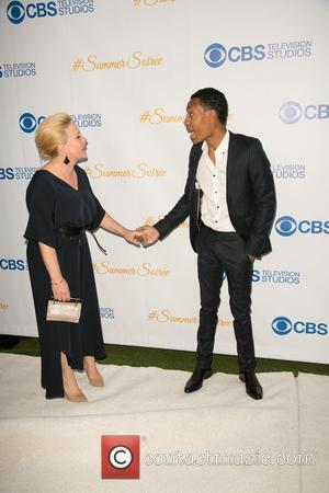 Patricia Arquette and Tyler James Williams