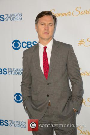 David Morrissey - Celebrities attend the 3rd Annual CBS Television Studios Rooftop Summer Soiree at The London Hotel. at The...