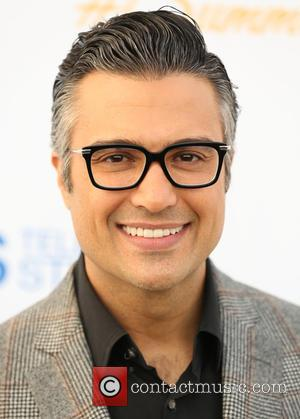 Jaime Camil - Celebrities attend the 3rd Annual CBS Television Studios Rooftop Summer Soiree at The London Hotel. at The...