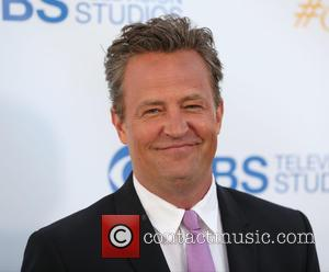 Matthew Perry - Celebrities attend the 3rd Annual CBS Television Studios Rooftop Summer Soiree at The London Hotel. at The...