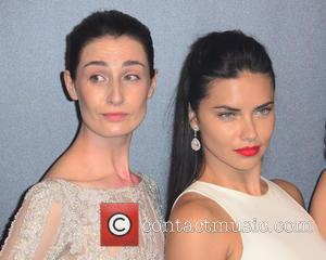 Erin O'Connor and Adriana Lima - 68th Annual Cannes Film Festival - Chopard Gold Party - Arrivals at Cannes Film...