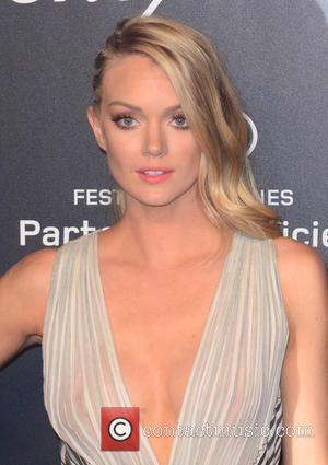 Lindsay Ellingson - 68th Annual Cannes Film Festival - Chopard Gold Party - Arrivals at Cannes Film Festival - Cannes,...