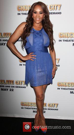 Vivica A. Fox - Screening of 'Chocolate City' at The Empire AMC Theater - Arrivals - New York City, United...