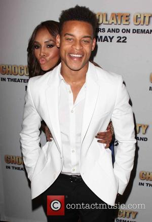 Vivica A. Fox and Robert Ri'chard