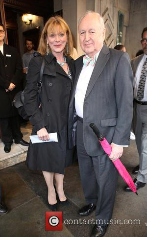 Samantha Bond - Sir Donald Sinden - A Celebration at the Wyndham's Theatre - London, United Kingdom - Tuesday 19th...