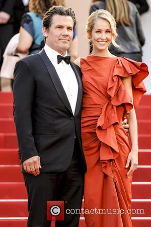 Josh Brolin and Kathryn Boyd - A variety of stars were photographed at the 68th Annual Cannes Film Festival as...