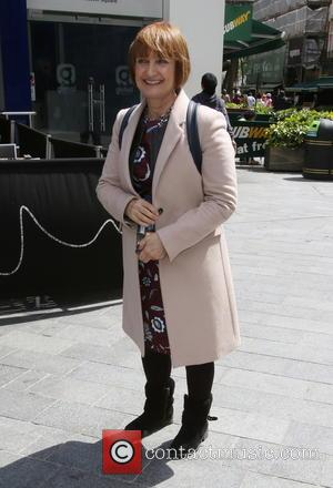 Tessa Jowell - Labour MP Tessa Jowell at Global Radio offices in Leicester Square at Capita Radio Leicester Square -...