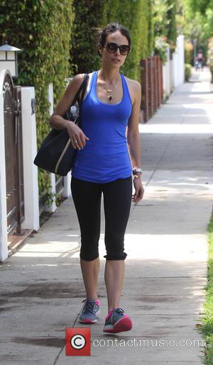 Jordana Brewster - Jordana Brewster out and about in Los Angeles - Los Angeles, California, United States - Tuesday 19th...