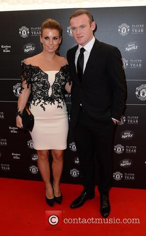 Wayne Rooney and Coleen Rooney