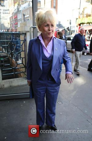 Barbara Windsor - 'Shooting Stars' book launch party at the London Film Museum - London, United Kingdom - Tuesday 19th...