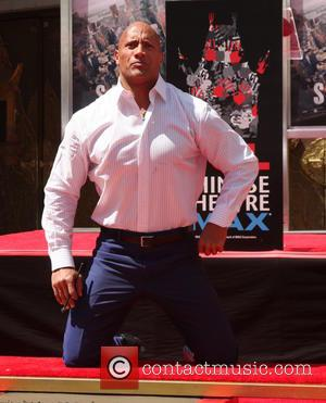 Dwayne Johnson and The Rock