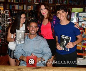 Paulina Posada, Jorge Posada, Laura Posada and Jorge Posada Jr