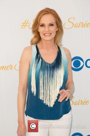 Marg Helgenberger - Celebrities attend the 3rd Annual CBS Television Studios Rooftop Summer Soiree at The London Hotel. at The...