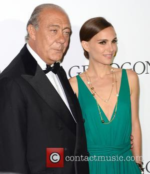 Natalie Portman and Guest - A variety of stars were photographed at the 68th Annual Cannes Film Festival as they...