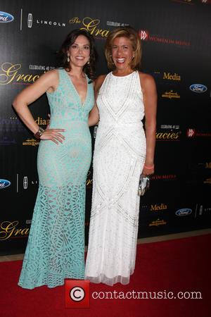 Erica Hill and Hoda Kotb