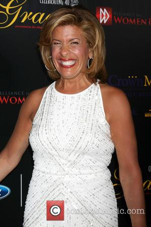 Hoda Kotb - A variety of stars were photographed as they arrived for the 40th Anniversary Gracies Awards which honor...