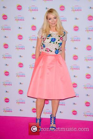 Liz McClarnon - Lorraine's High Street Fashion Awards 2015 at the Soho Sanctum Hotel - Arrivals - London, United Kingdom...
