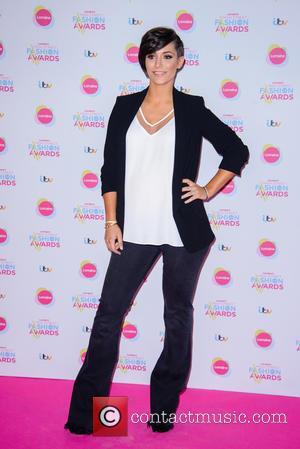 Frankie Bridge - Lorraine's High Street Fashion Awards 2015 at the Soho Sanctum Hotel - Arrivals - London, United Kingdom...