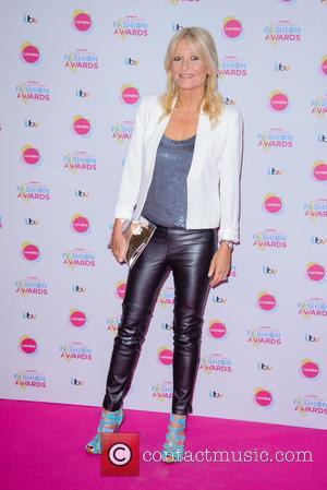 Gabby Roslin - Lorraine's High Street Fashion Awards 2015 at the Soho Sanctum Hotel - Arrivals - London, United Kingdom...