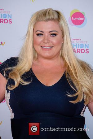 Gemma Collins - Lorraine's High Street Fashion Awards 2015 at the Soho Sanctum Hotel - Arrivals - London, United Kingdom...