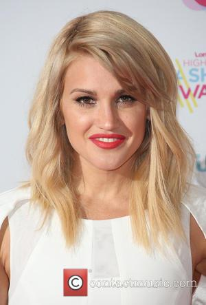 Ashley Roberts - Lorraine's High Street Fashion Awards held at  Grand Connaught Rooms - Arrivals - London, United Kingdom...