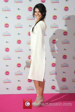 Natalie Anderson - Lorraine's High Street Fashion Awards held at  Grand Connaught Rooms - Arrivals - London, United Kingdom...