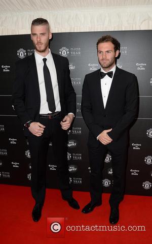 Manchester United, David De Gea and Juan Mata