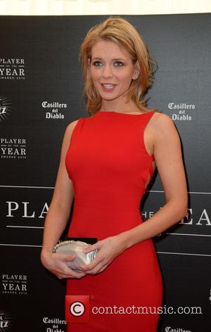Rachel Riley - Manchester United Player of the Year Awards 2015 - Arrivals - Manchester, United Kingdom - Tuesday 19th...