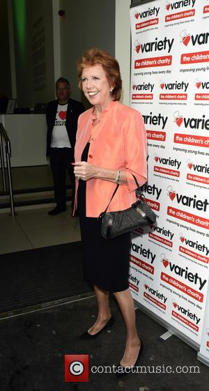 CILLA BLACK - Shooting Stars' book launch party at the London Film Museum at WC1 - London, United Kingdom -...