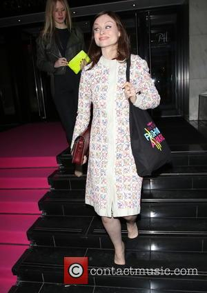 Sophie Ellis-Bextor - Lorraine's High Street Fashion Awards 2015 at the Soho Sanctum Hotel - Departures at Covent Garden, -...