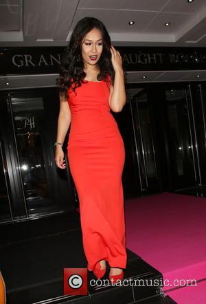 Rebecca Ferguson - Lorraine's High Street Fashion Awards 2015 at the Soho Sanctum Hotel - Departures at Covent Garden, -...
