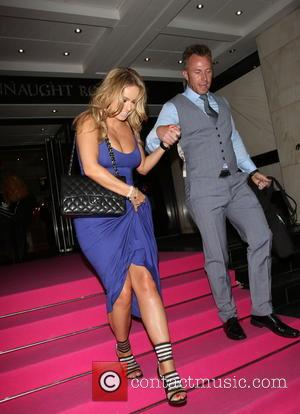 Ola Jordan - Lorraine's High Street Fashion Awards 2015 at the Soho Sanctum Hotel - Departures at Covent Garden, -...