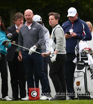 Declan Donnelly and Alan Shearer