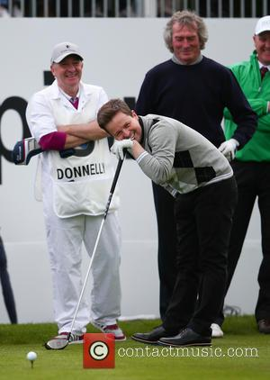 Declan Donnelly - BMW PGA Championship - Pro Am - Wentworth at Wentworth - London, United Kingdom - Wednesday 20th...