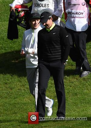 Niall Horan and Rory Mcilroy