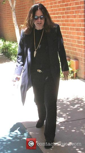 Ozzy Osbourne - Ozzy Osbourne goes to an office in Beverly Hills - Los Angeles, California, United States - Wednesday...