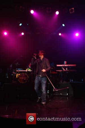 Marti Pellow - Wet Wet Wet perform concert at KoKo London, Camden at KoKo - London, United Kingdom - Wednesday...