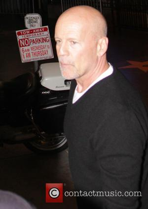 Bruce Willis - Celebrities attend the Rolling Stones concert - Los Angeles, California, United States - Wednesday 20th May 2015