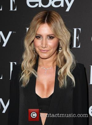Ashley Tisdale - 6th Annual ELLE Women In Music Celebration presented by eBay - Arrivals at BOULEVARD3 - Los Angeles,...