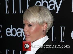 Pink and Alicia Moore