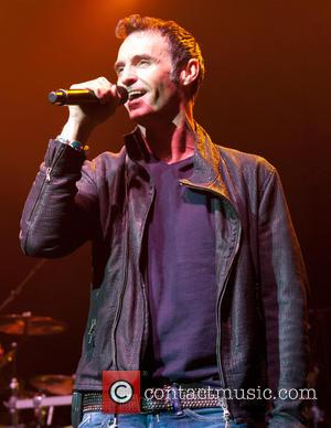 Marti Pellow and Wet Wet Wet