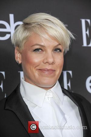 Pink - A host of stars were photographed as they arrived to the 6th Annual ELLE Women in Music Celebration...