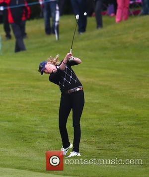 Jodie Kidd - BMW PGA Celebrity Pro-Am Challenge 2015 at Wentworth Club - Surrey, United Kingdom - Wednesday 20th May...