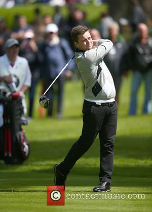 Declan Donnelly - BMW PGA Celebrity Pro-Am Challenge 2015 at Wentworth Club - Surrey, United Kingdom - Wednesday 20th May...